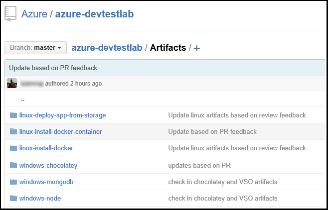 Add a Git repository to a lab in Azure DevTest Labs