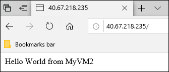 Tutorial: Configure port forwarding in Azure Load Balancer