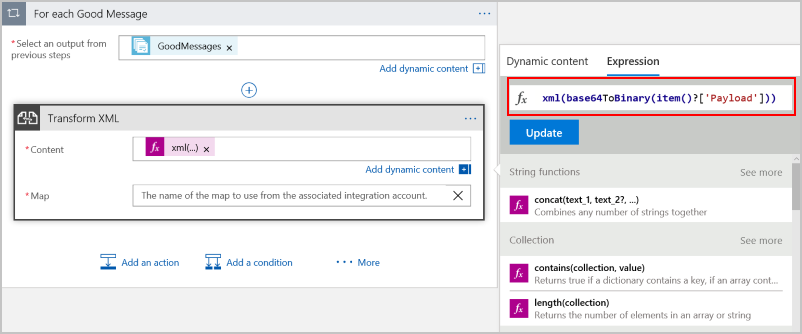 Decode X12 messages - Azure Logic Apps | Microsoft Docs