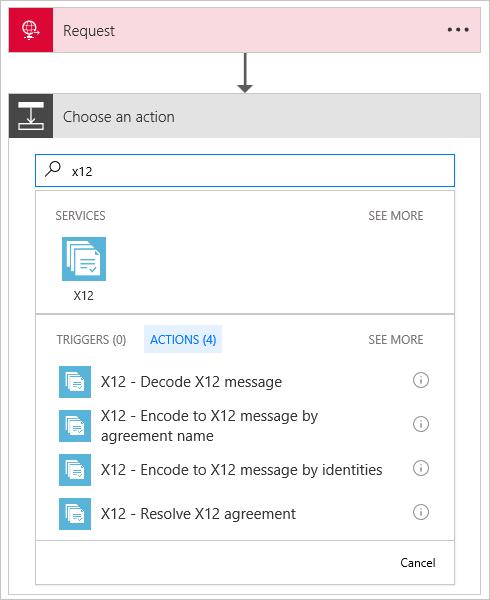 Encode X12 messages - Azure Logic Apps   Microsoft Docs