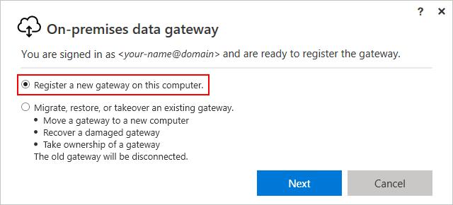 Install on-premises data gateway - Azure Logic Apps