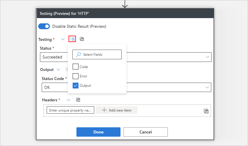 Test logic apps with mock data - Azure Logic Apps