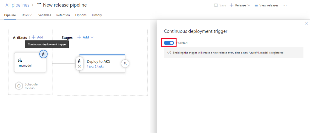 How and where to deploy models - Azure Machine Learning service