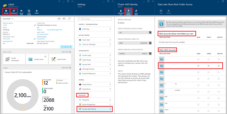 Scalable Data Science with Azure Data Lake - Team Data Science