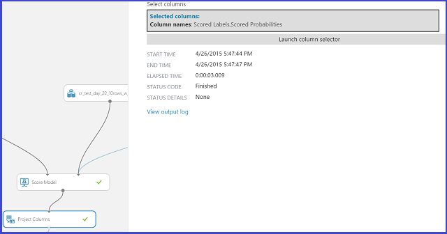 Use Azure HDInsight Hadoop Cluster on 1 TB dataset - Team