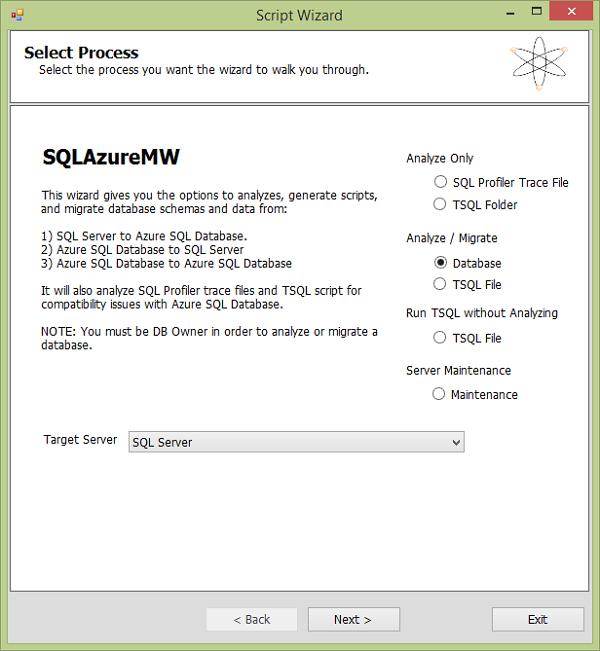 Move data to a SQL Server virtual machine - Team Data