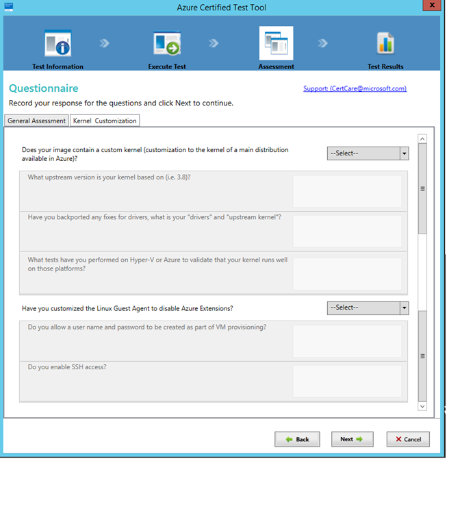 Creating A Virtual Machine Image For The Azure Marketplace