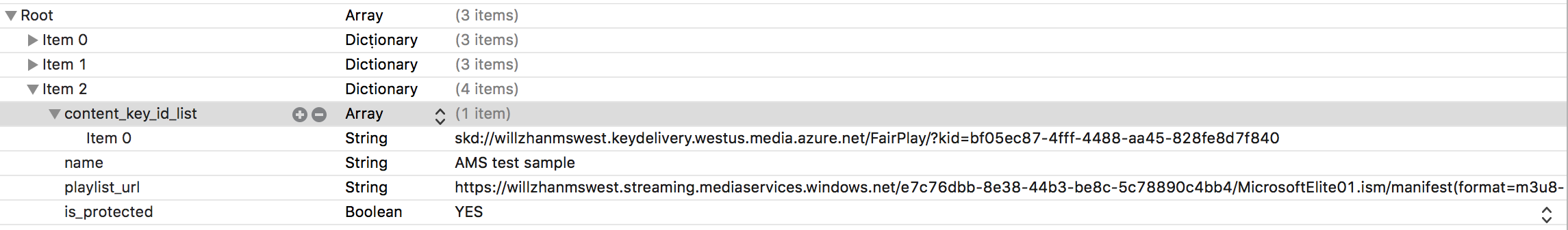 Protect HLS content with offline Apple FairPlay - Azure