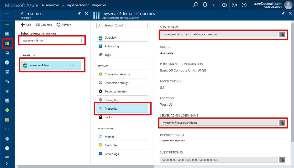 Connect to Azure Database for MySQL using Java | Microsoft Docs