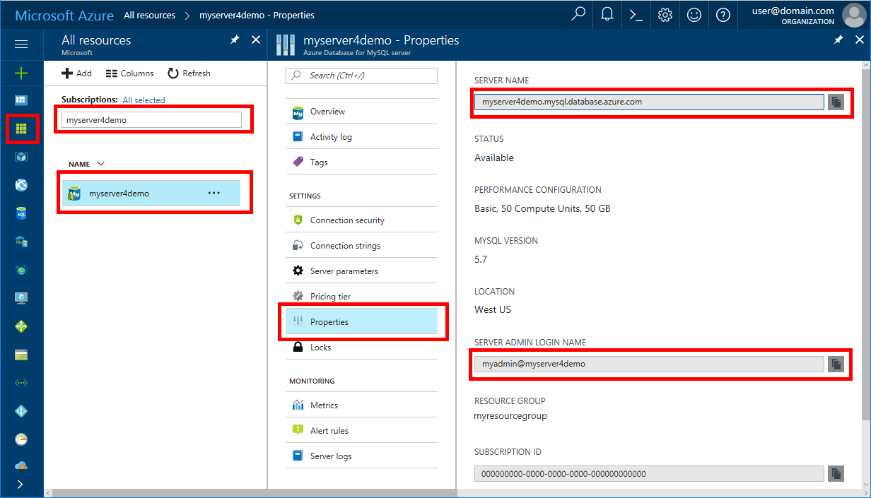 Connect to Azure Database for MySQL from PHP | Microsoft Docs