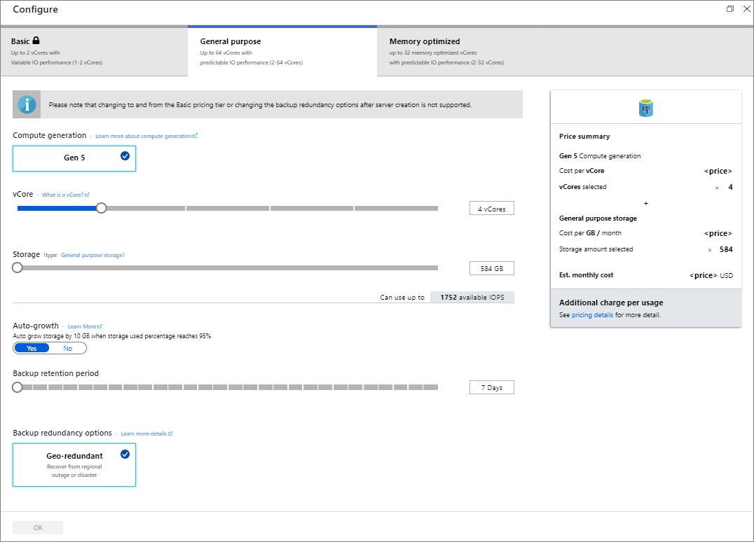 Quickstart - Create an Azure Database for PostgreSQL - Single Server