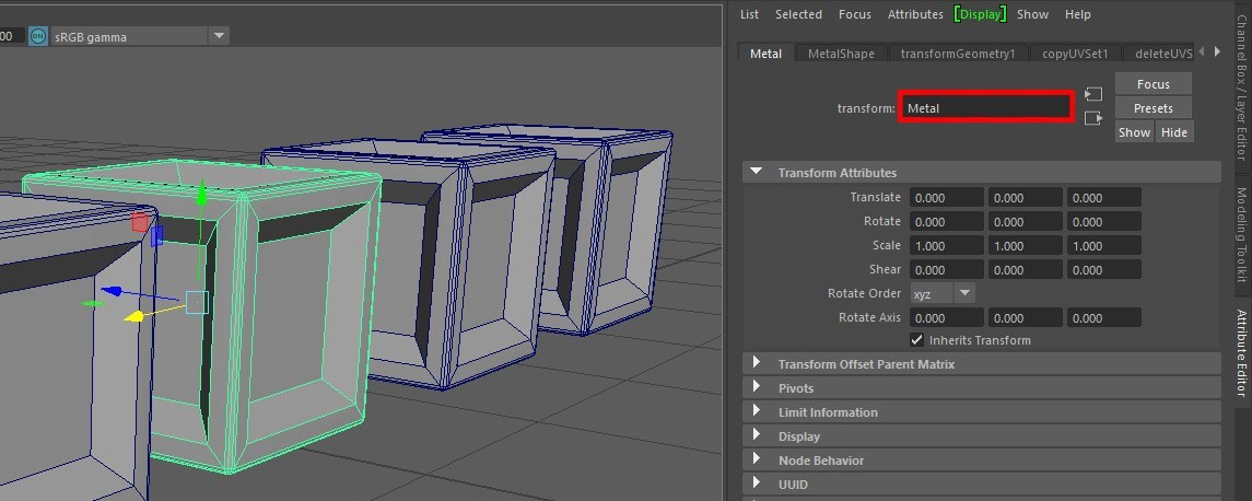 Set Up Physically Based Rendering Materials In Maya Azure Remote Rendering Microsoft Docs