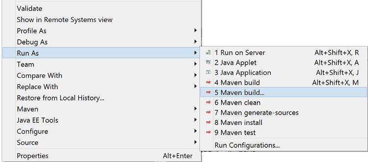 Quickstart: Create an Azure Search index in Java | Microsoft Docs