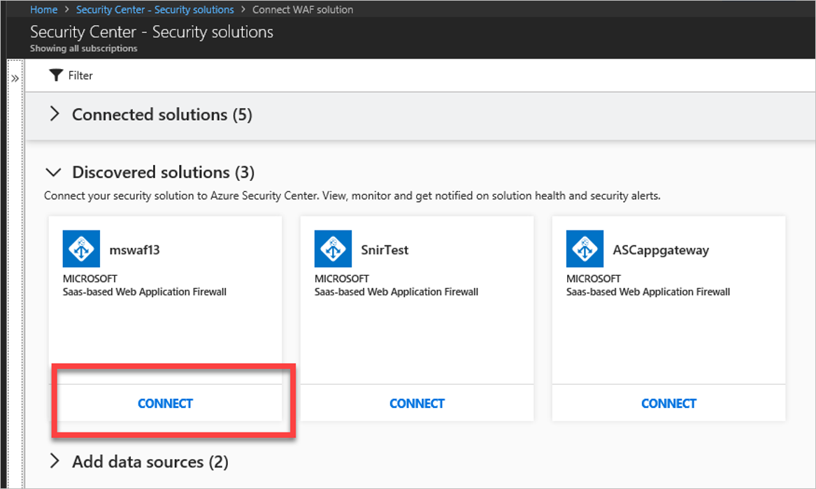 Connecting Microsoft Azure Application Gateway to Azure Security ...