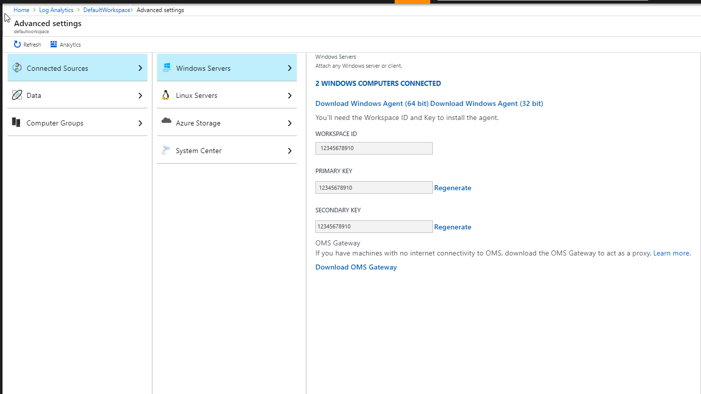 Data Collection in Azure Security Center | Microsoft Docs