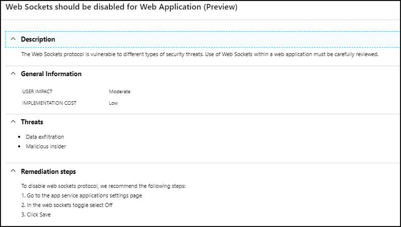 Protecting your machines and applications in Azure Security
