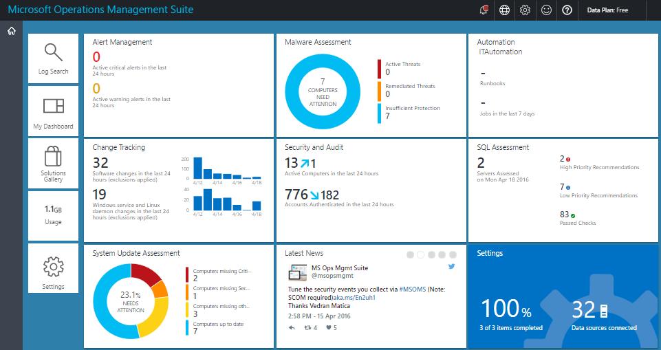 Azure advanced threat detection | Microsoft Docs