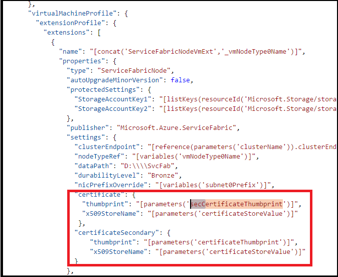 how to add ssl certificate to azure vm