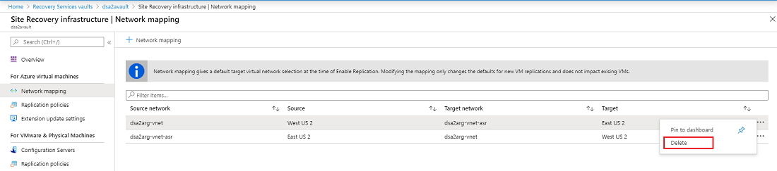 Azure Site Recovery troubleshooting for Azure-to-Azure replication
