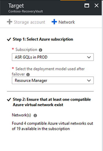Set up disaster recovery to Azure for on-premises VMware VMs with