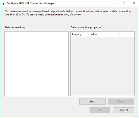 how to change connection to azure