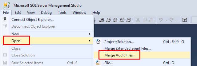 get started with azure sql database auditing microsoft docs