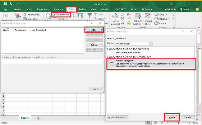 Mysql : how to connect to mysql from excel 2016 for mac free