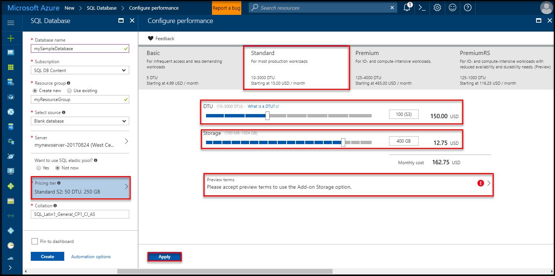 Design Your First Azure Sql Database C Microsoft Docs