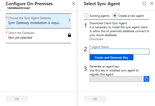 Set up Azure SQL Data Sync | Microsoft Docs