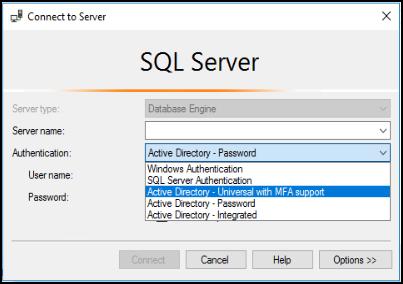 Azure SQL Database managed instance security using Azure AD