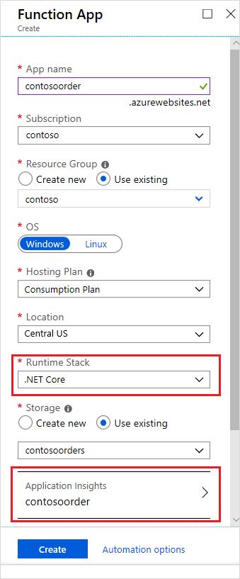 Tutorial: Use Azure Data Lake Storage Gen2 events to update