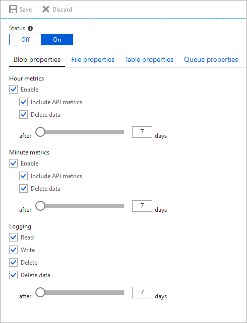 How to monitor an Azure Storage account | Microsoft Docs