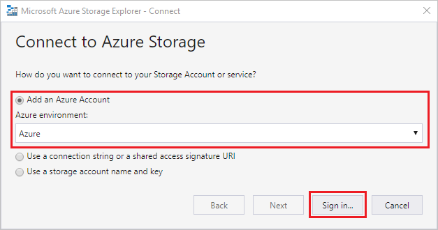 Quickstart for managing Azure file shares using Azure
