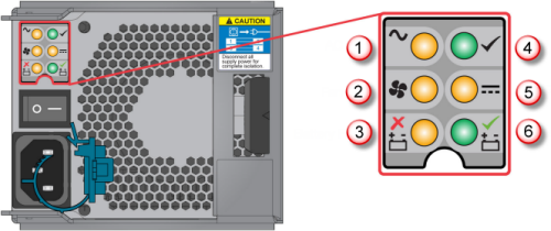 Replace battery on Microsoft Azure StorSimple 8000 series