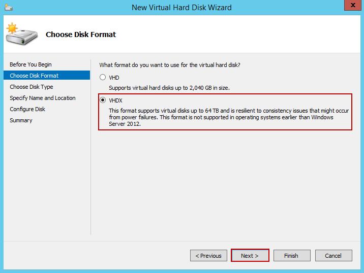 Provision StorSimple Virtual Array in Hyper-V   Microsoft Docs