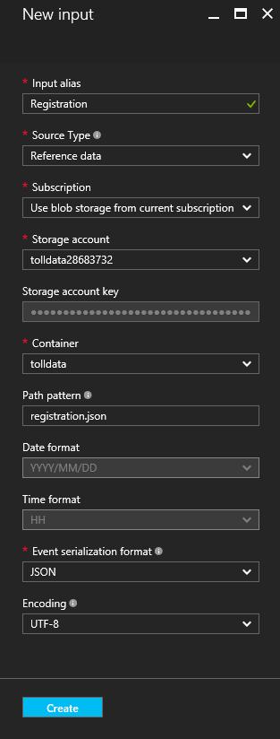 blog storage settings