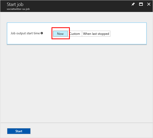 Real-time Twitter sentiment analysis with Azure Stream