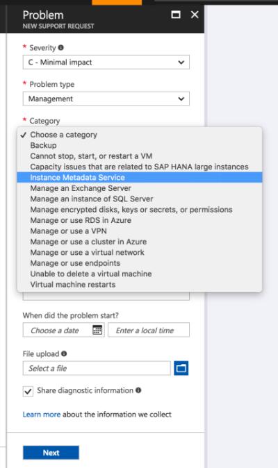 Azure Instance Metadata Service | Microsoft Docs