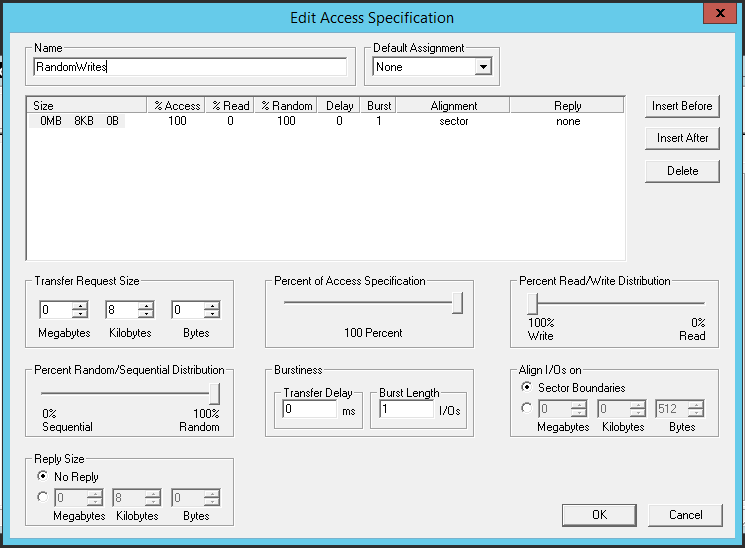 Benchmarking your application on Azure Disk Storage