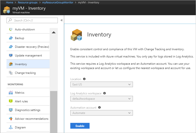 Tutorial - Monitor and update Linux virtual machines in Azure