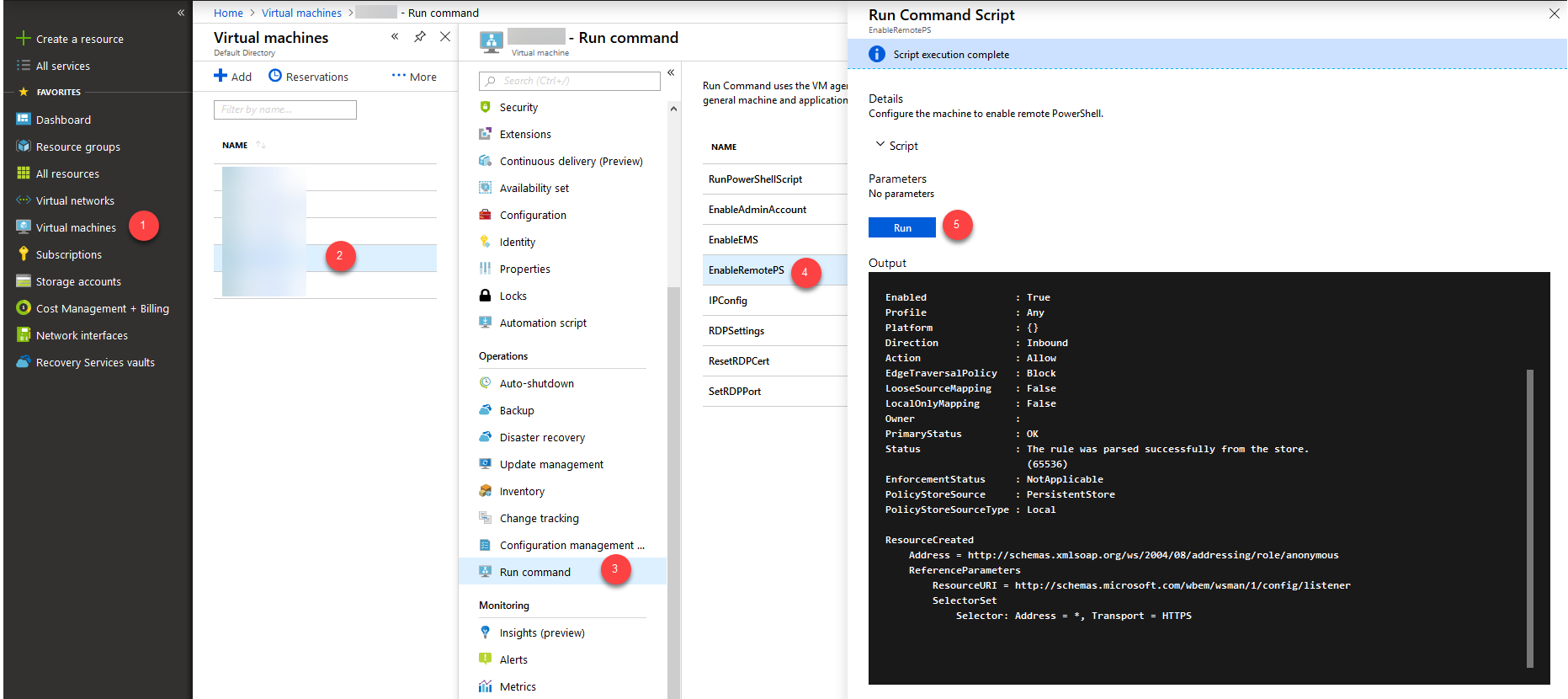Use remote tools to troubleshoot Azure VM issues | Microsoft