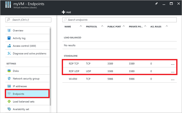 Cannot connect with RDP to a Windows VM in Azure | Microsoft