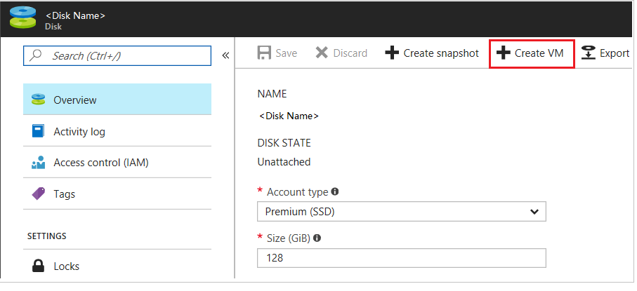 Troubleshoot a problem Azure VM by using nested virtualization in