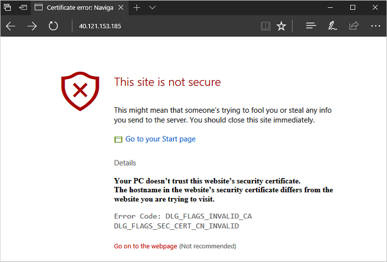 Tutorial - Secure a Windows web server with SSL certificates in