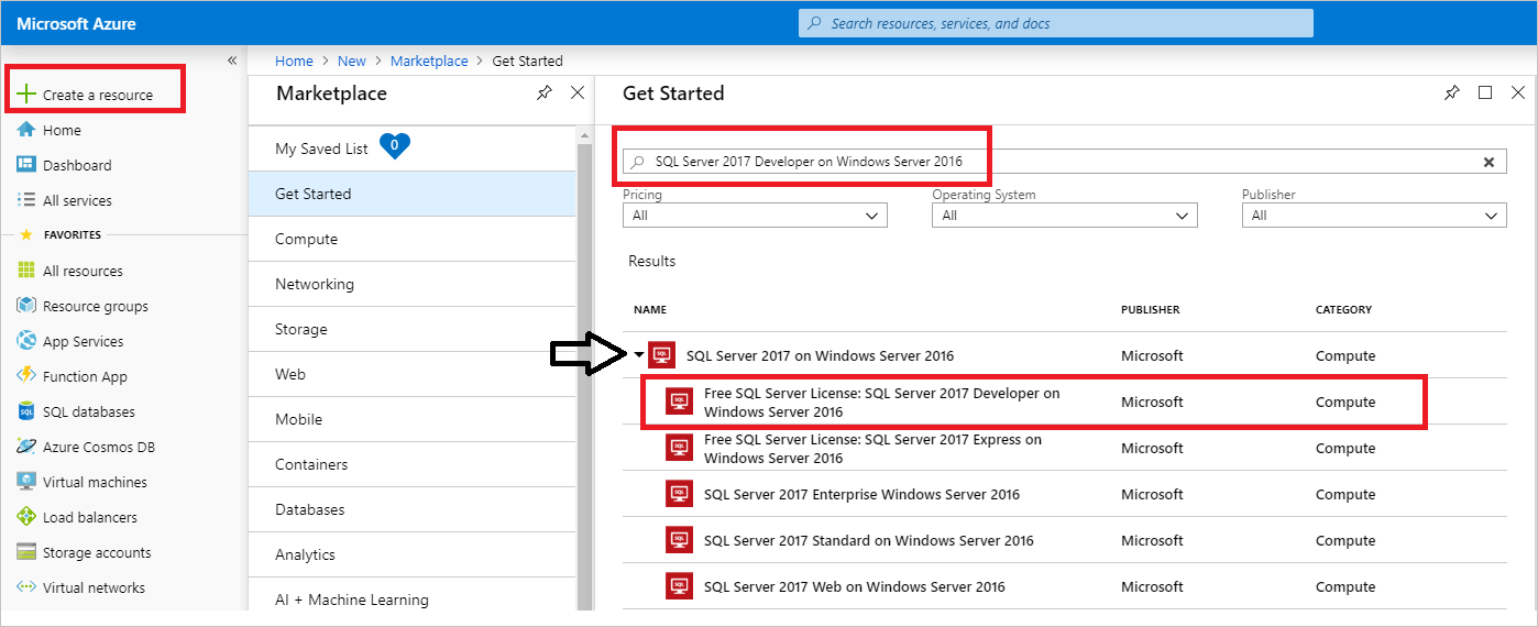 Getting Started with Windows Azure SQL Database Using the ...