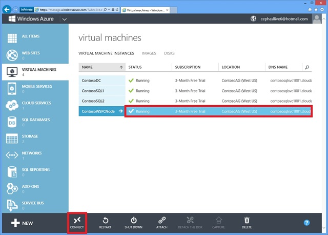 how to see file groups in azure sql