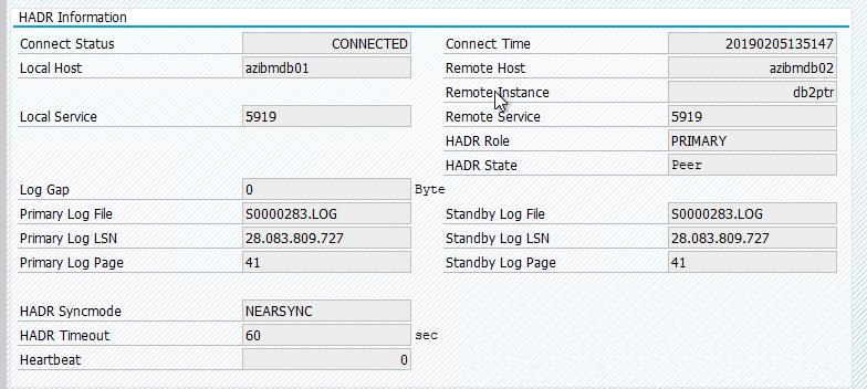 Set up IBM Db2 HADR on Azure virtual machines (VMs