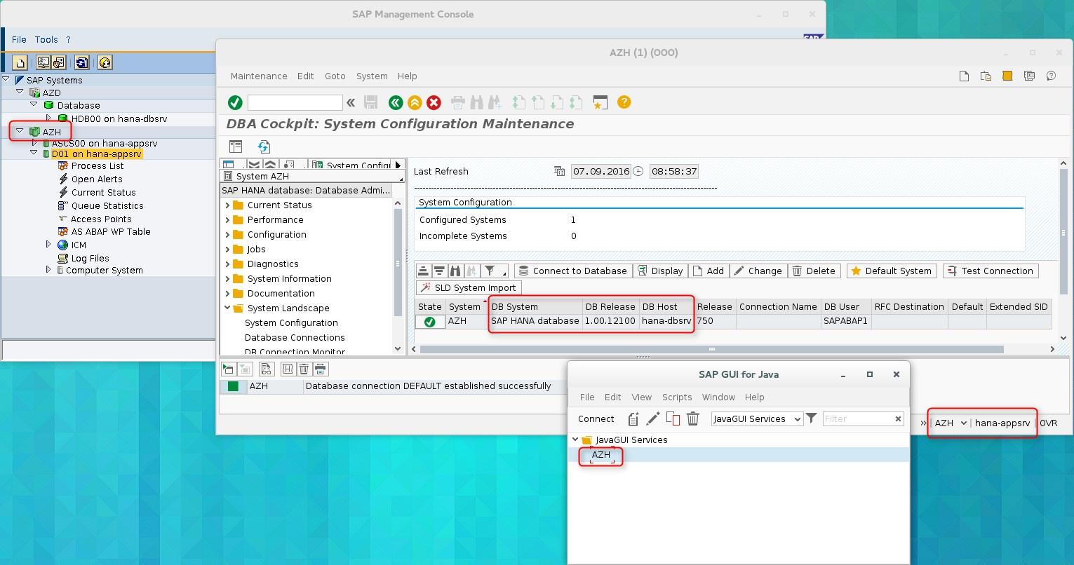 Quickstart: Manual installation of single-instance SAP HANA on Azure