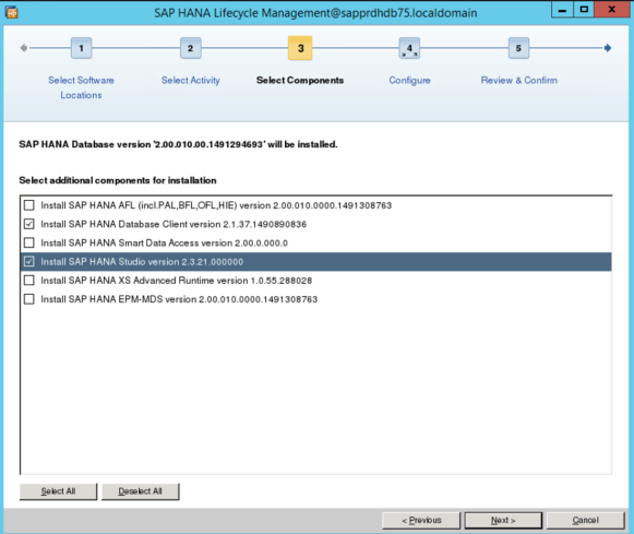 How to install HANA on SAP HANA on Azure (Large Instances