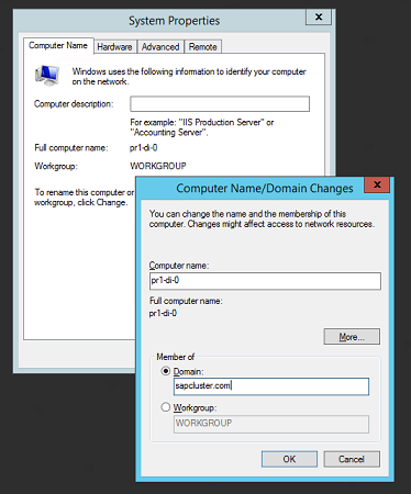 how to create virtual domain in windows 7